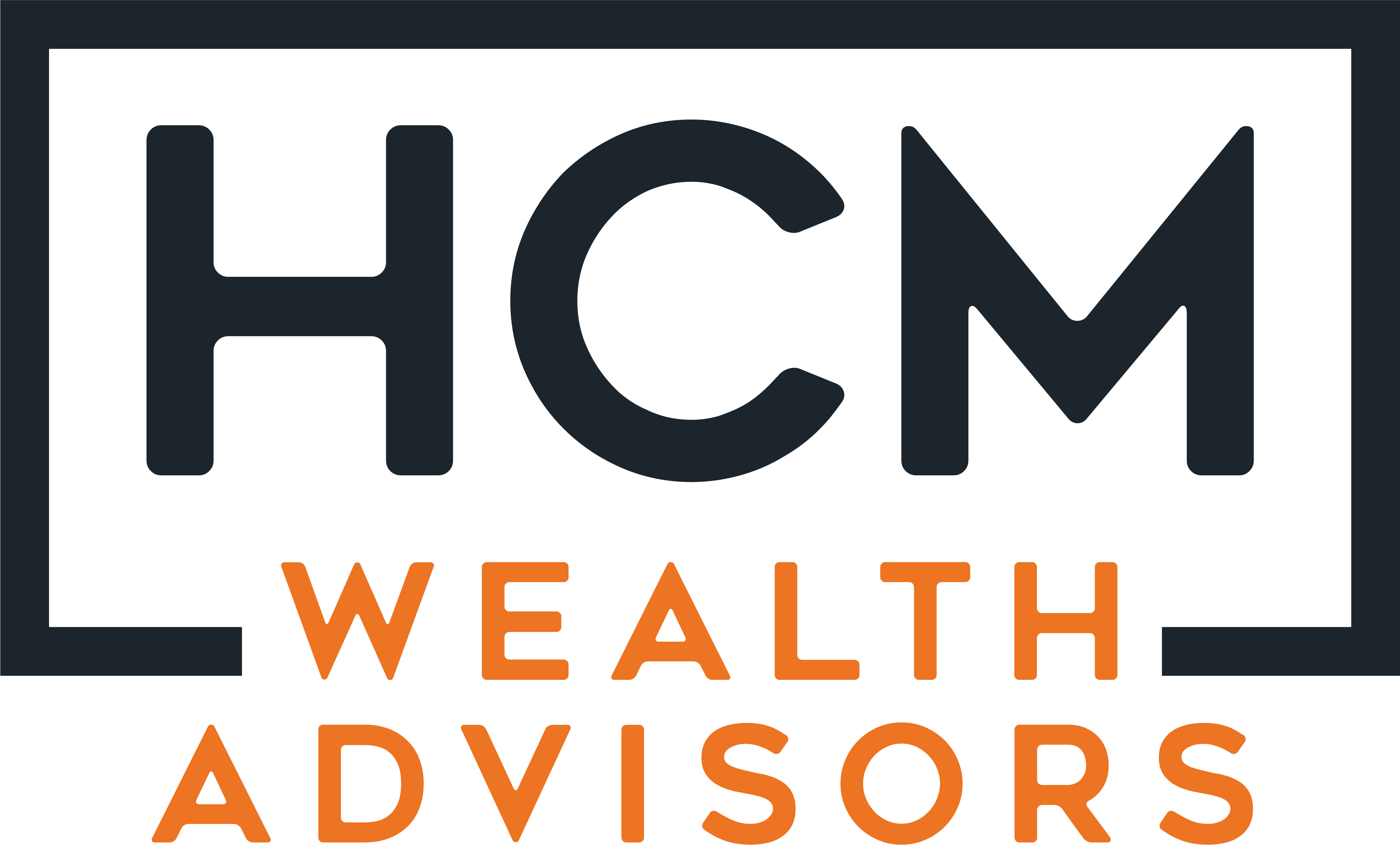 Logo for HCM Wealth Advisors
