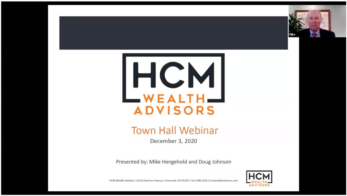 December 3 Town Hall Webinar Thumbnail