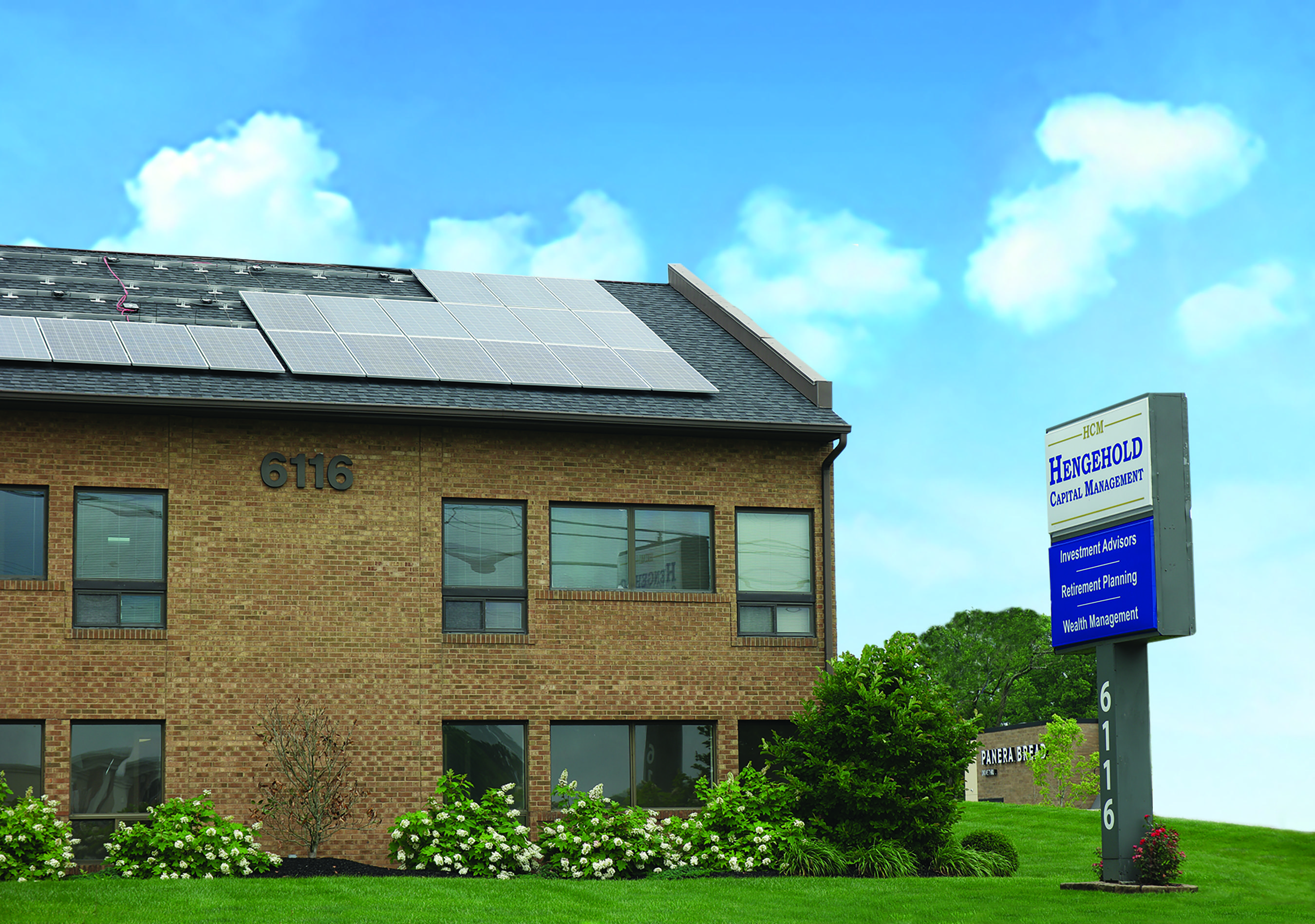 HCM makes Green Township greener Thumbnail