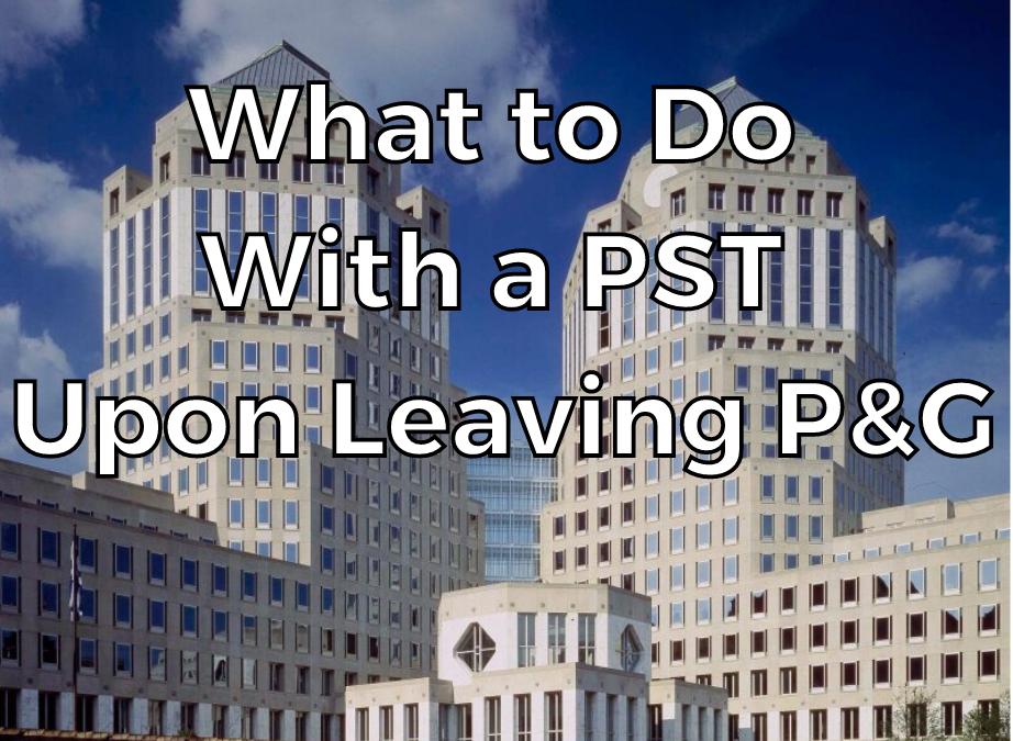 P&G Headquarters Building