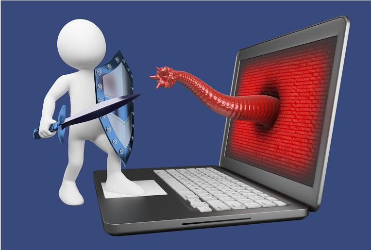 Cybersecurity Tips | Antivirus Software Thumbnail