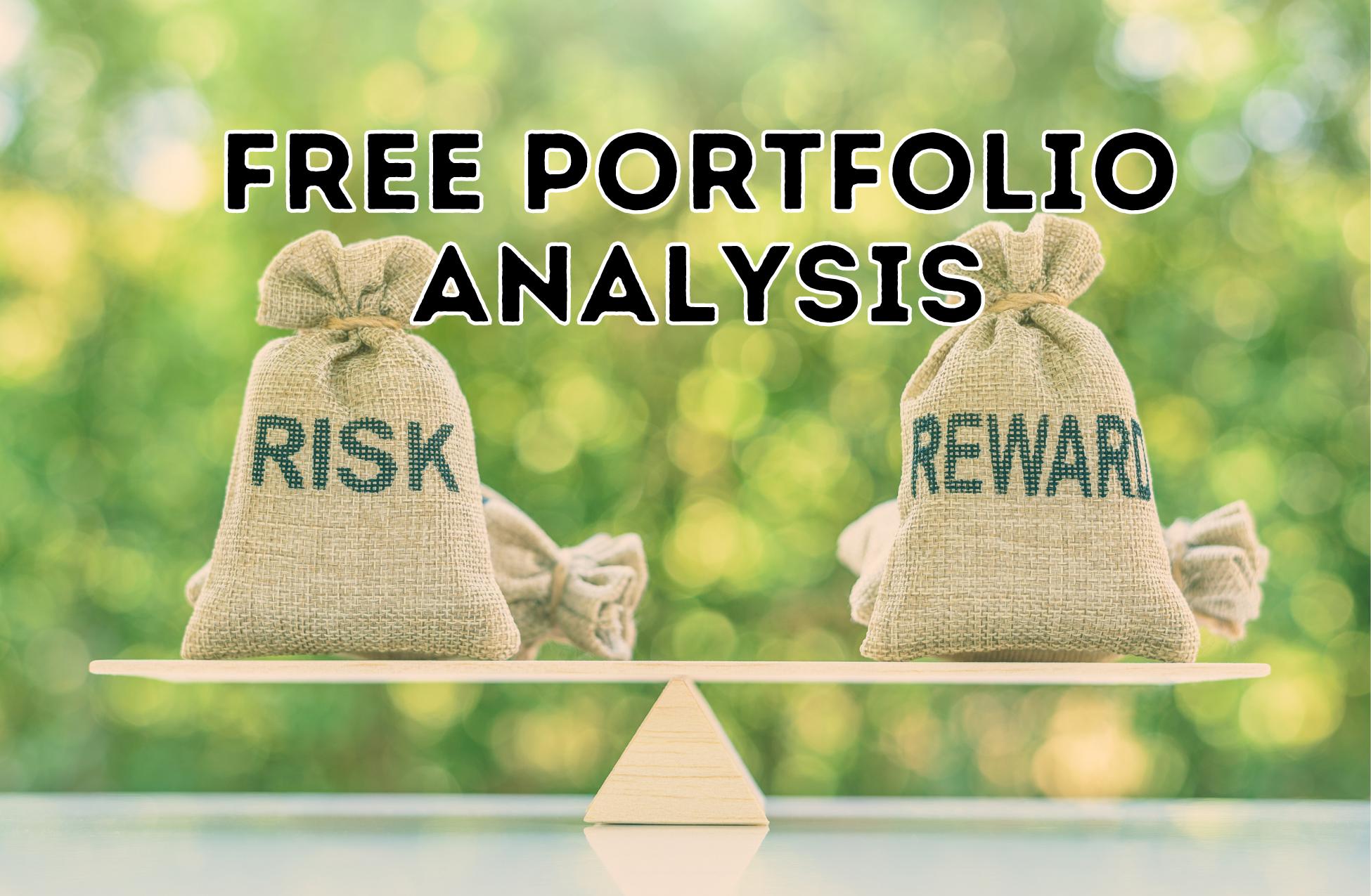 Free Portfolio Analysis