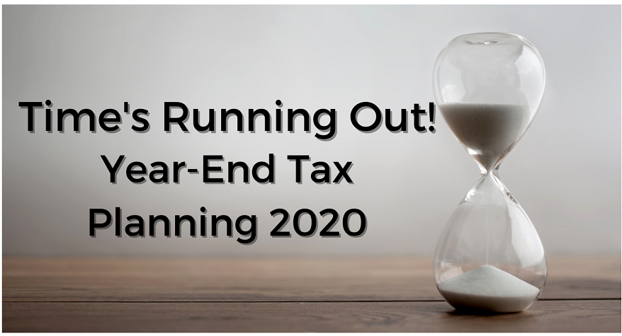 Year-End Tax Planning Tips Thumbnail