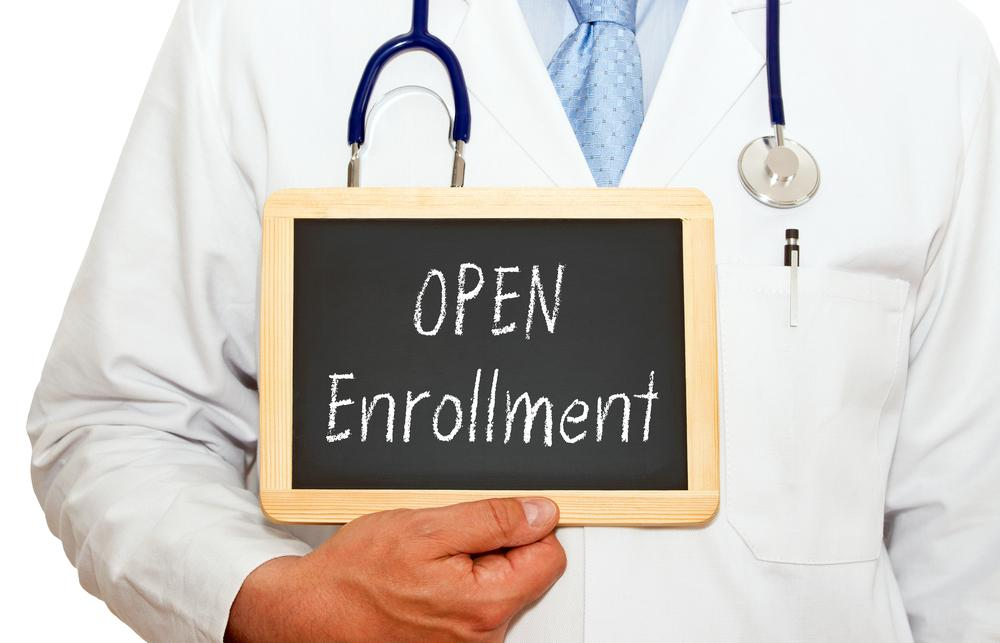 Open Enrollment Time Thumbnail