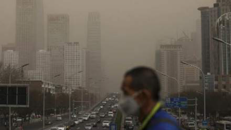 Smog in Beijing-Discussion of Fossil Fuels