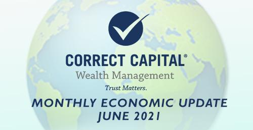 Monthly Economic Update, June 2021 Thumbnail