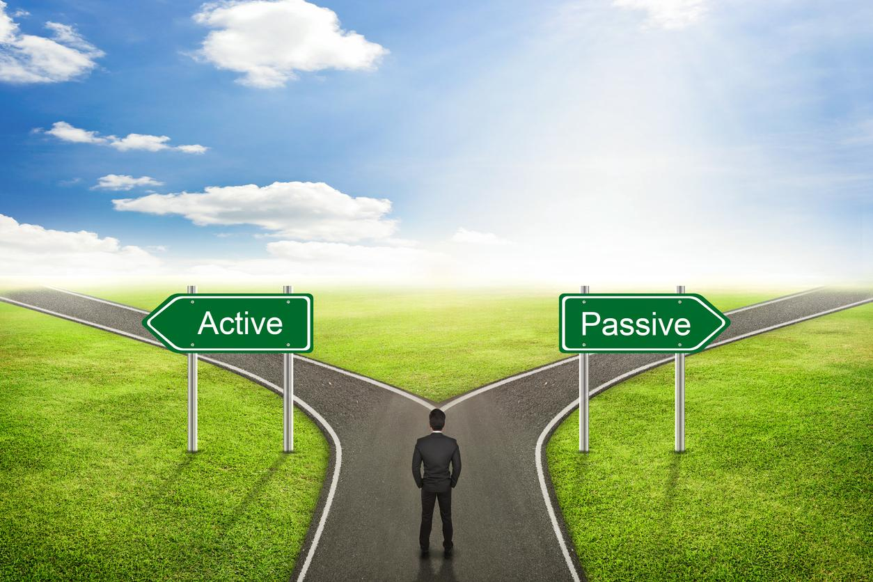 "Are you being ""passive aggressive"" with your investments? Thumbnail"