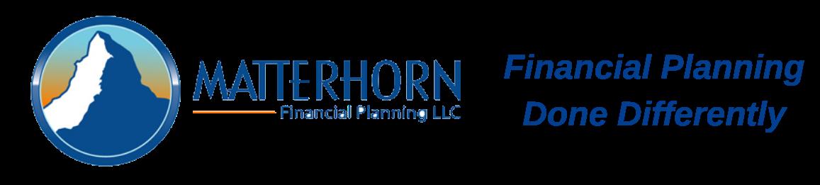 Logo for Matterhorn Financial Planning, LLC.