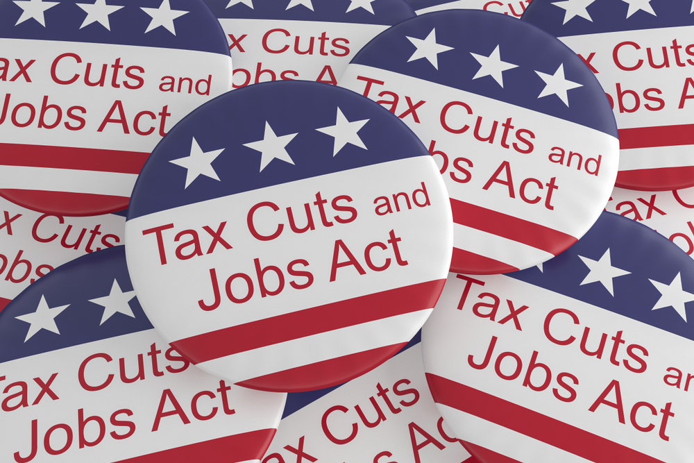 Tax-saving with the tax cuts and Jobs Act