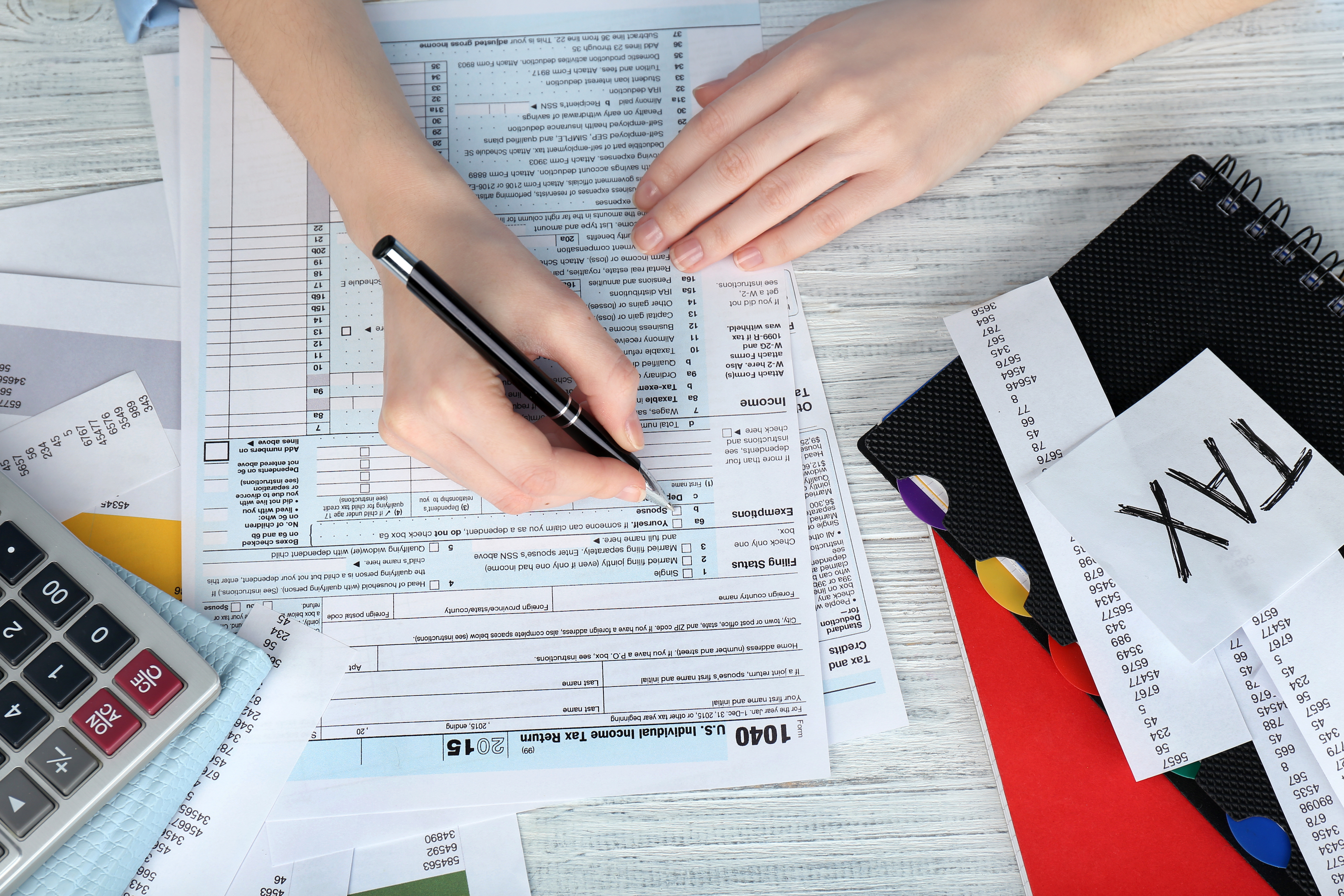tax time to work with your CPA