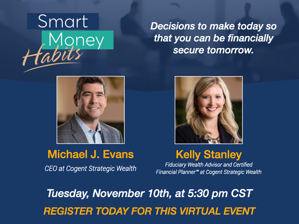 Video Recording of Webinar: Smart Money Habits for Young Adults Thumbnail