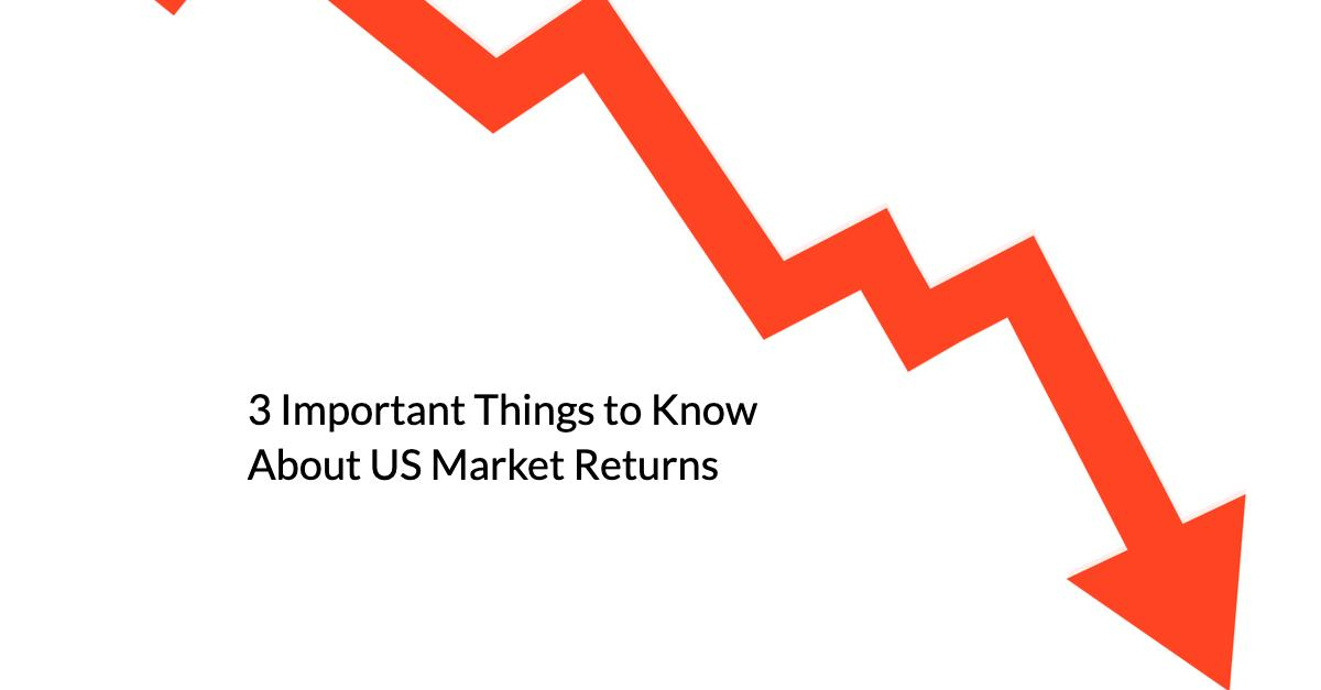 3 Important Things to Know About US Market Returns Following Sharp Downturns Thumbnail