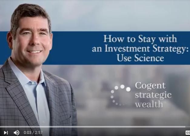 How to Stay With an Investment Strategy: Use Science Thumbnail