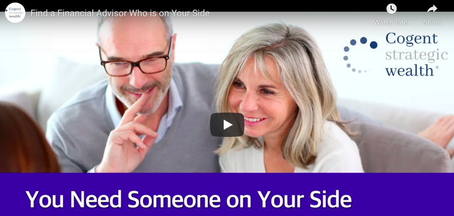 Video: Find a Financial Advisor Who is on Your Side Thumbnail