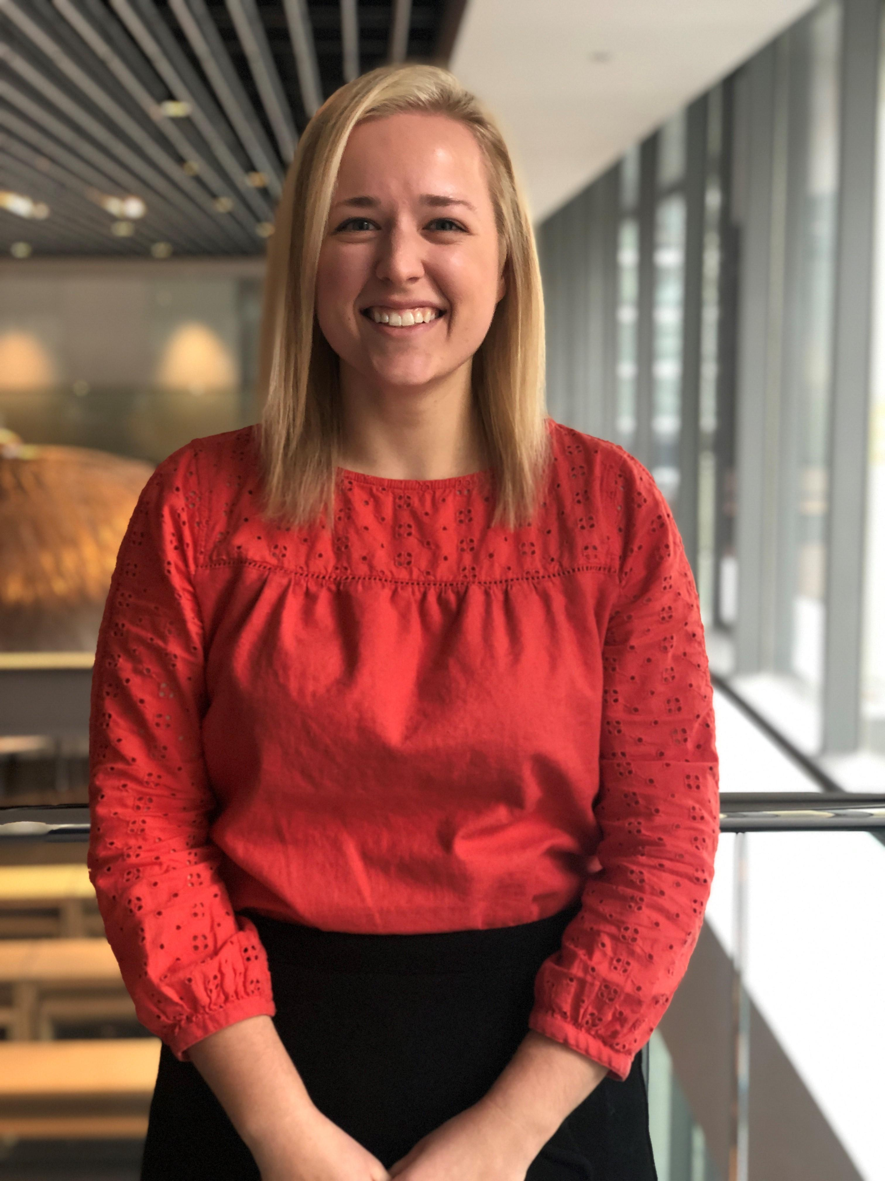 Meet Cogent's New Client Relationship Specialist Liz Winkle Thumbnail