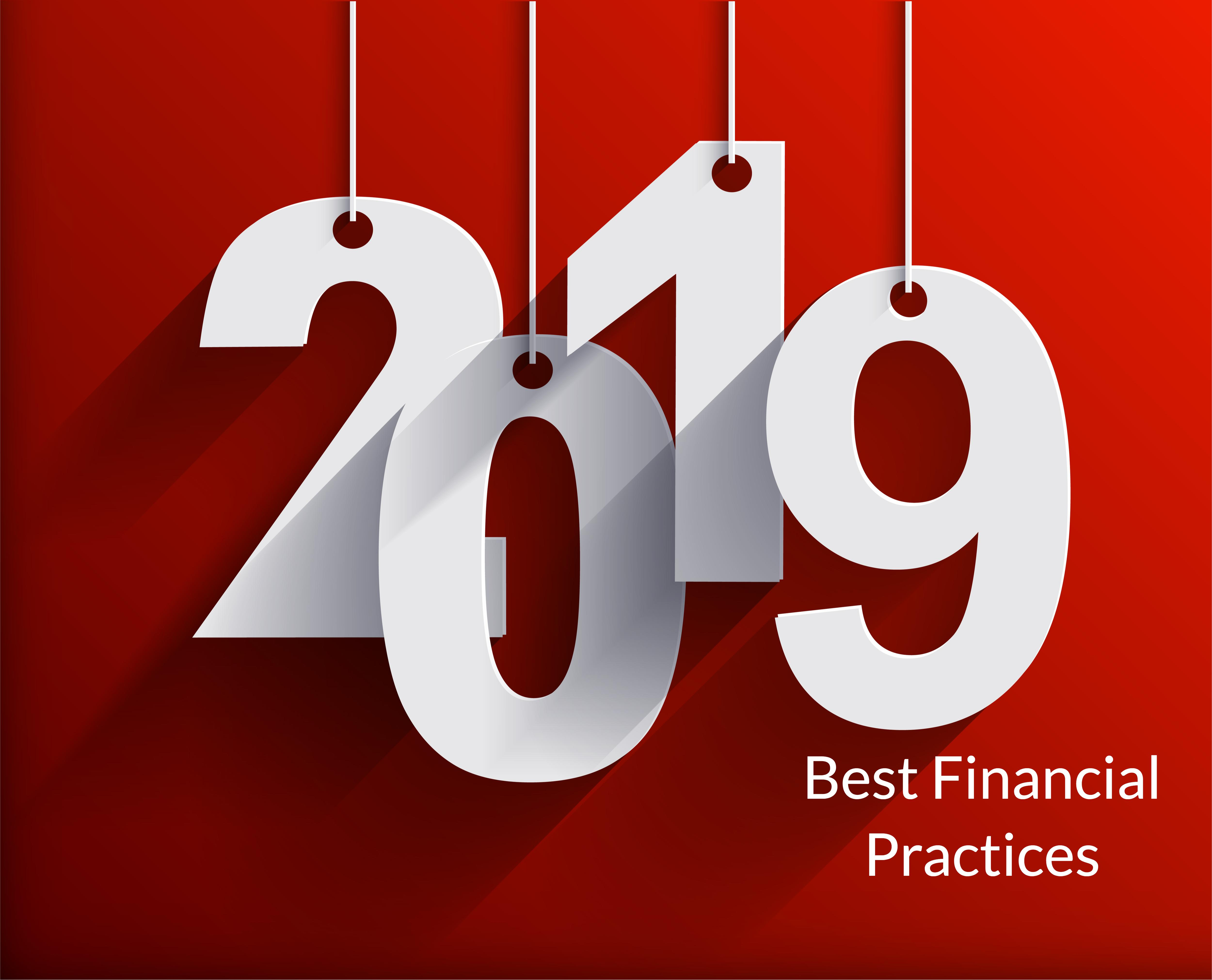 6 Financial Best Practices for 2019 Thumbnail