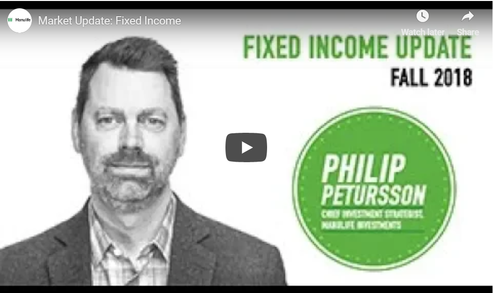 TOPLINE Financial Advisors Market Insight - Fixed Income Fall 2018 Thumbnail