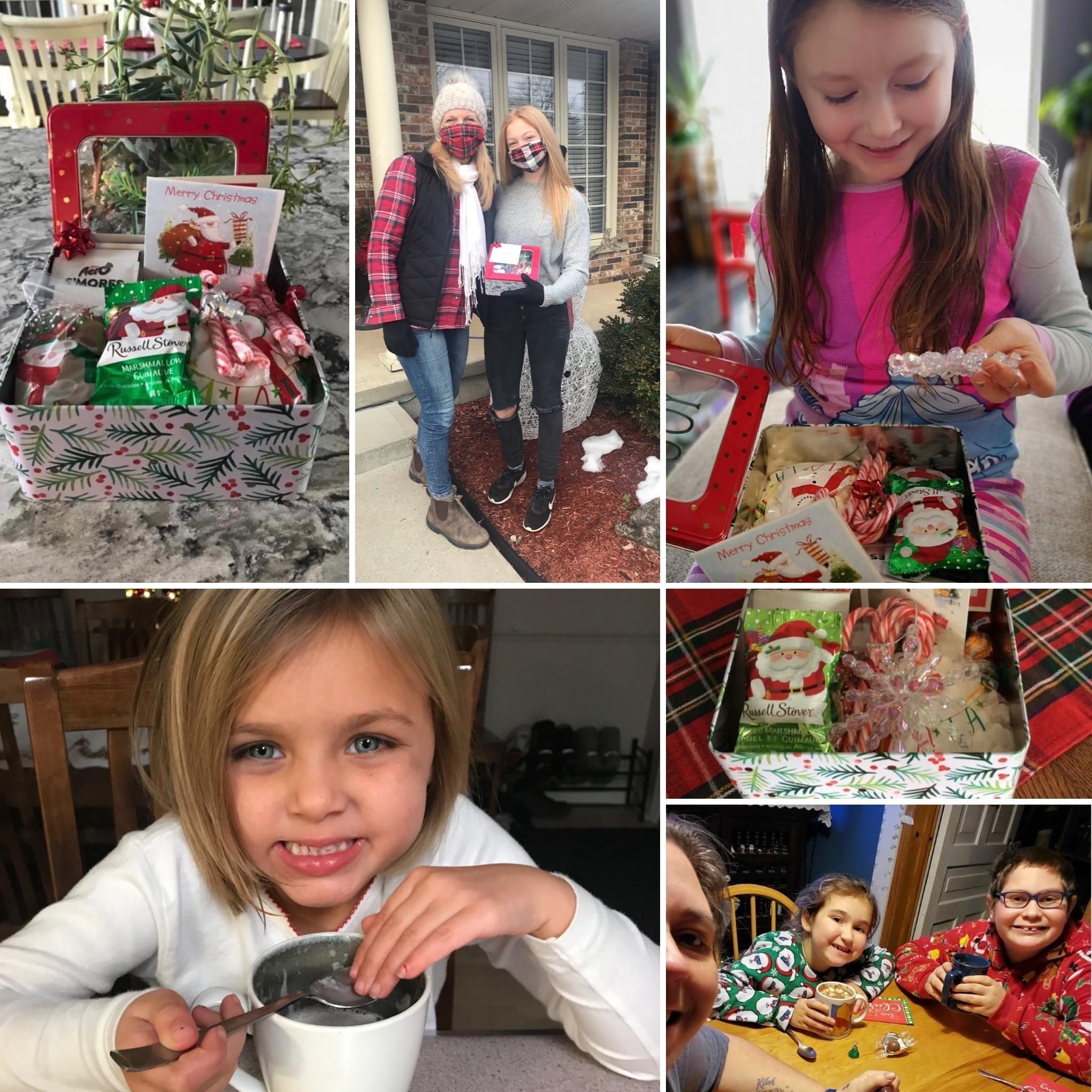 Keeping our Santa hot chocolate tradition alive  Thumbnail