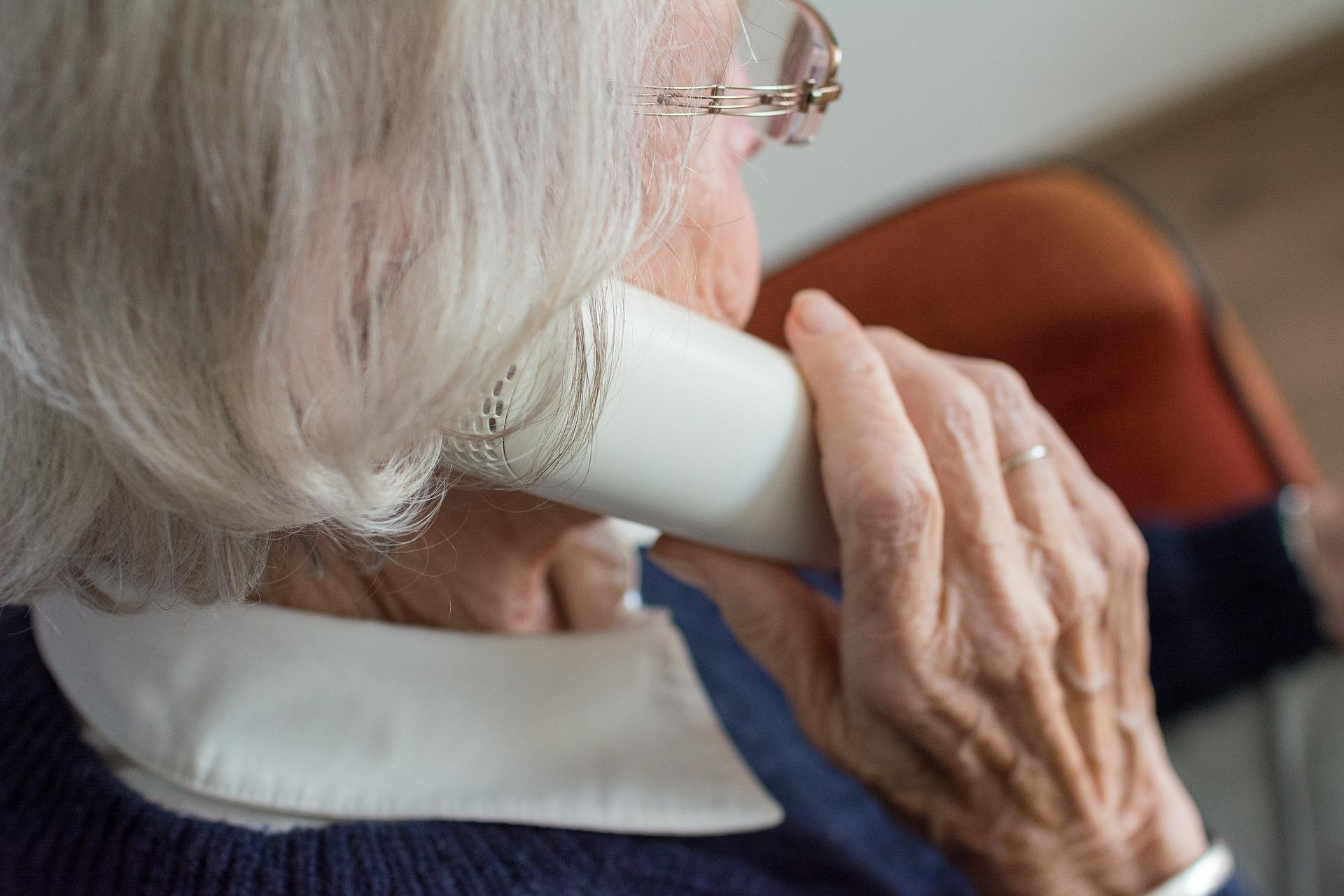 Scams using the pandemic to prey on vulnerable seniors Thumbnail