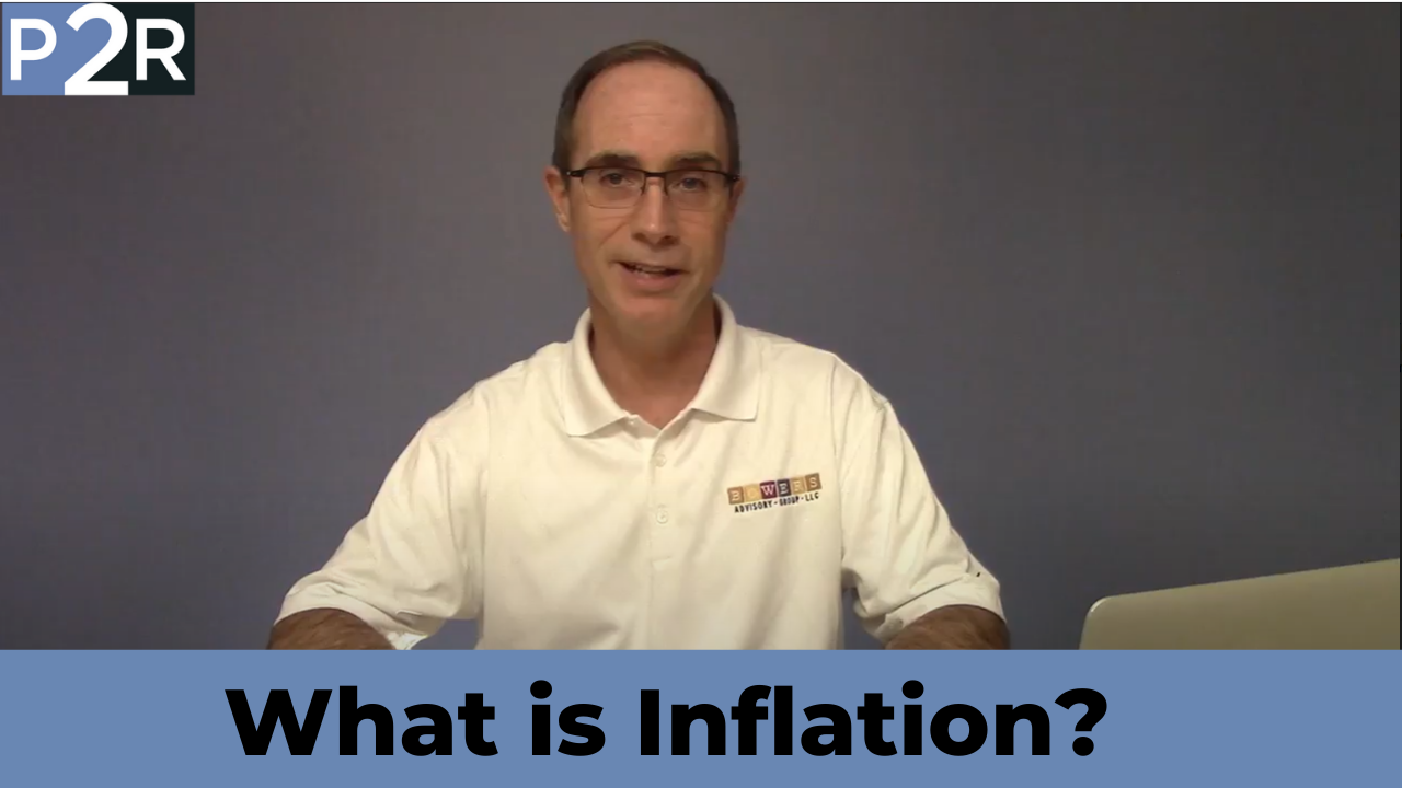 Video: What is Inflation? Why is it potentially damaging to your retirement? Thumbnail