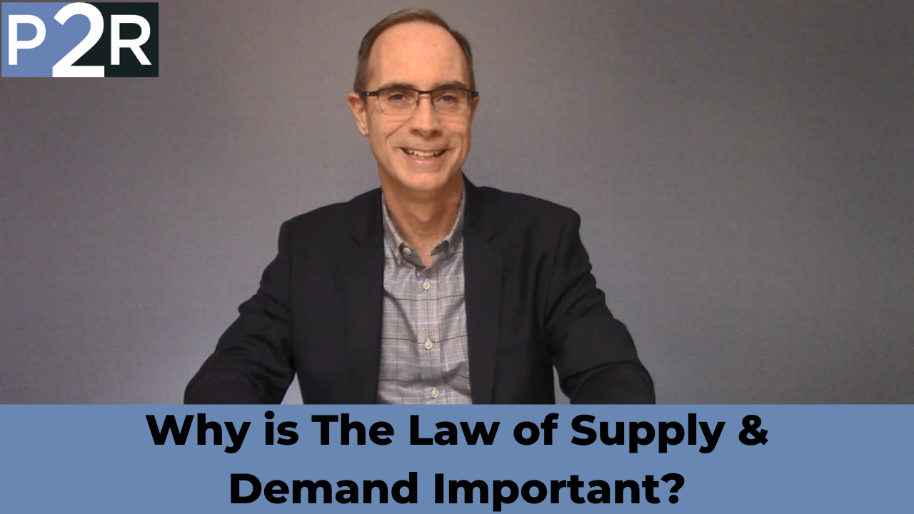 Why is the law of supply and demand important? Thumbnail