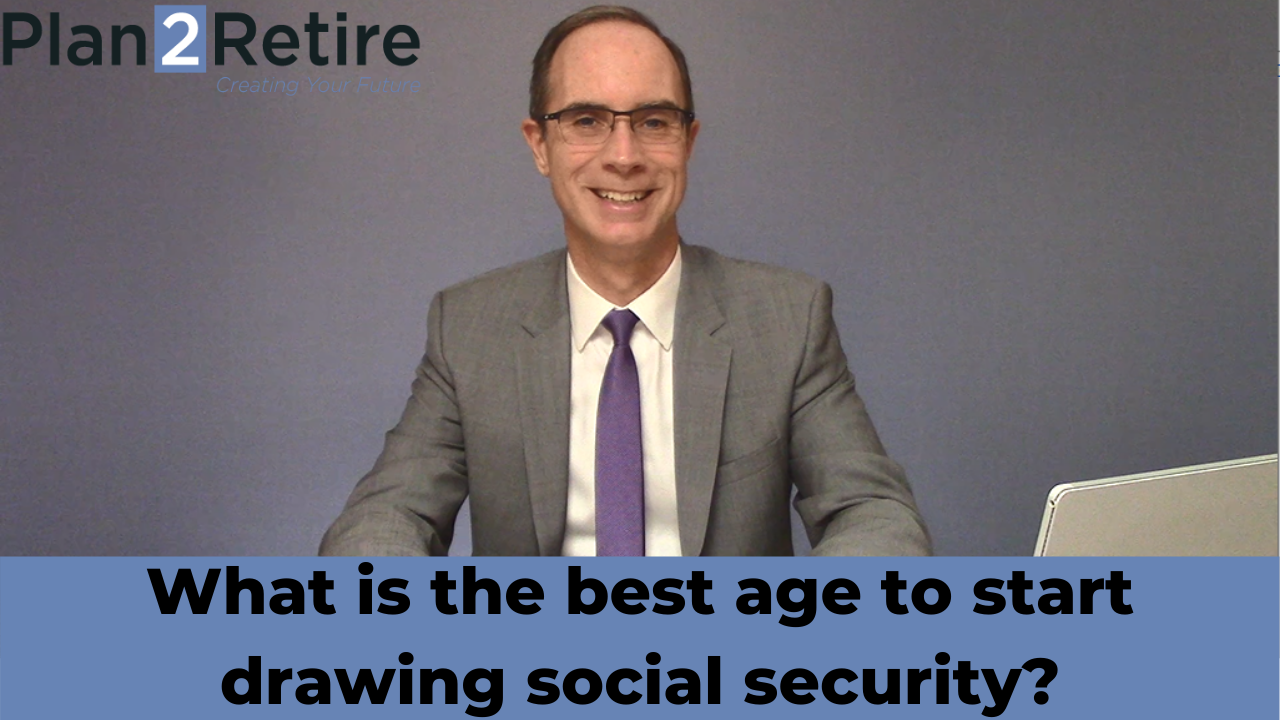 Video: What is the best age to start drawing Social Security? Thumbnail