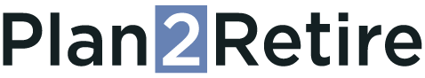 Logo for Plan2Retire