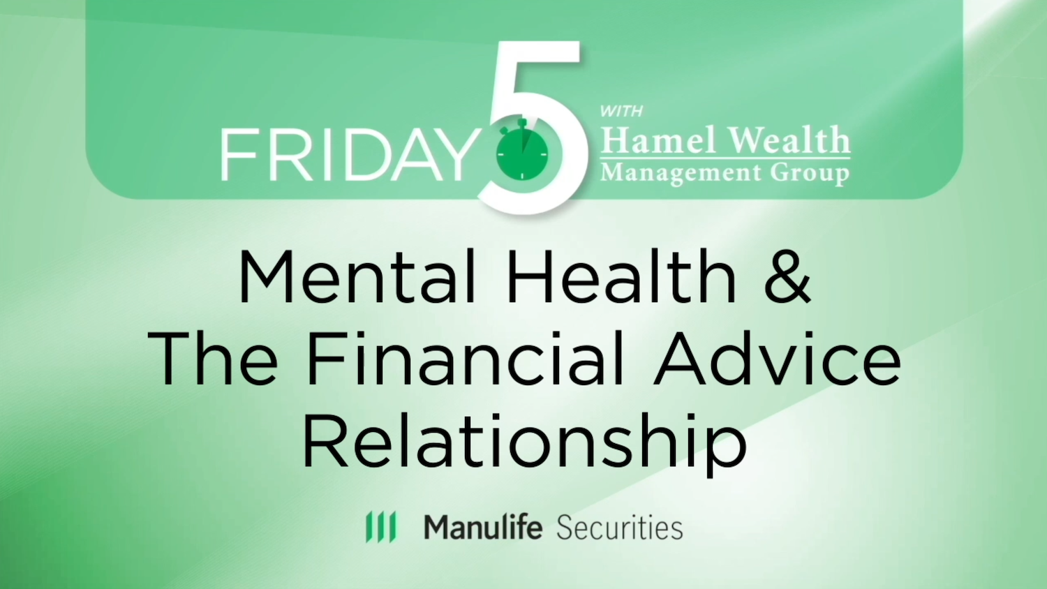 Mental Health & The Financial Advice Relationship Thumbnail