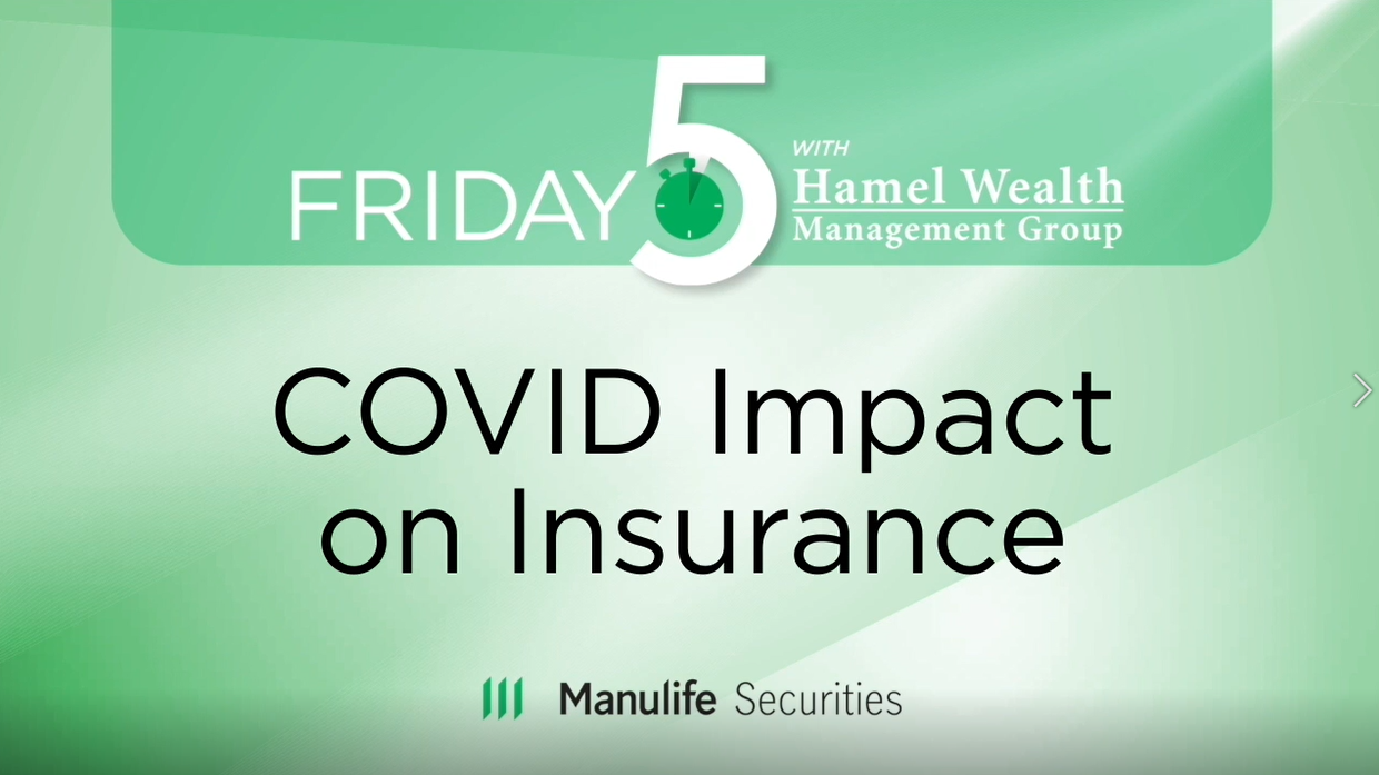 Friday 5 - COVID Impact on Insurance - Vern Lunz Thumbnail