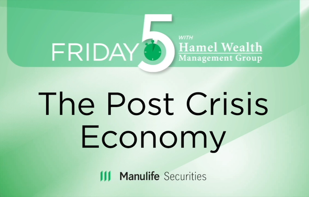 Friday 5 - The Post Crisis Economy - Frances Donald Thumbnail