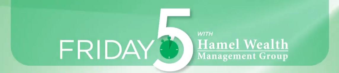 Friday 5 - Market Impact from Covid-19 (2/2) Thumbnail