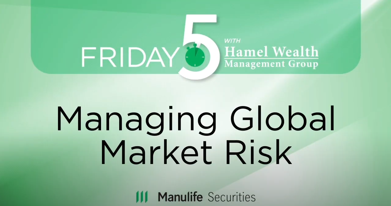 Friday 5 - Managing Global Market Risk - Nick Griffin Thumbnail
