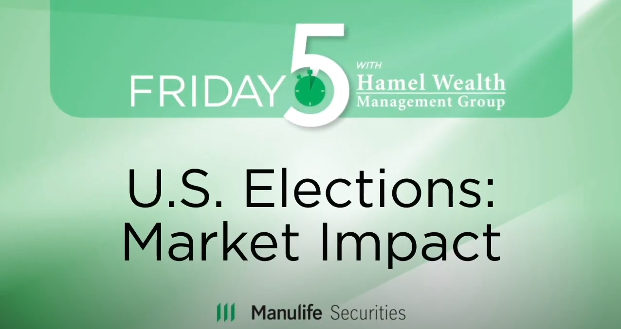 Friday 5 - U.S. Elections & Market Impact - Talley Leger Thumbnail