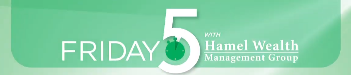 Friday 5 - Market Impact from Covid-19 (1/2) Thumbnail