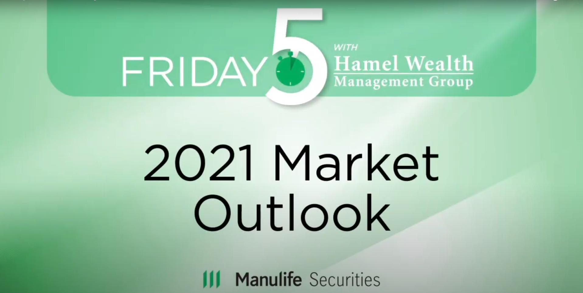 Friday 5 - Mike Greenberg - 2021 Market Outlook Thumbnail