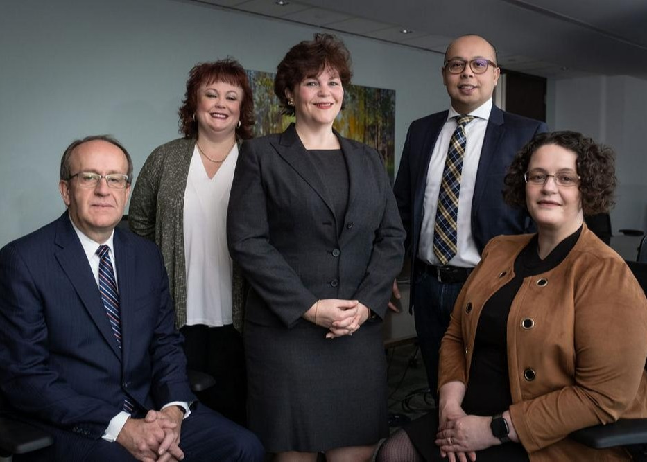 Manulife Financial Planning Team Photo