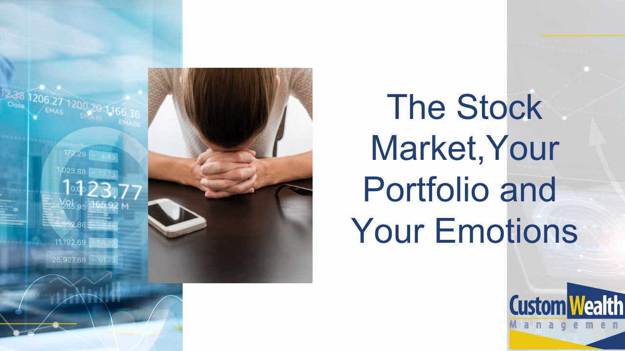 The Stock Market, Your Portfolio & Your Emotions Thumbnail