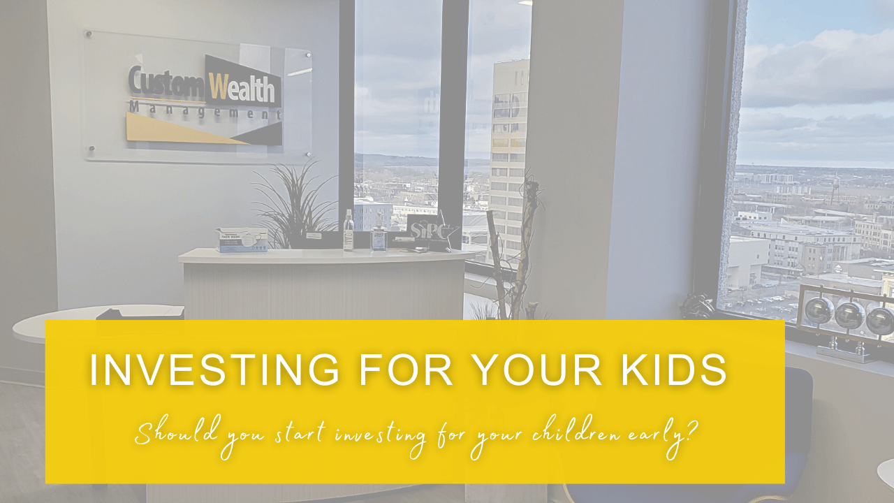 Investing For Your Kids - Part 1 Thumbnail