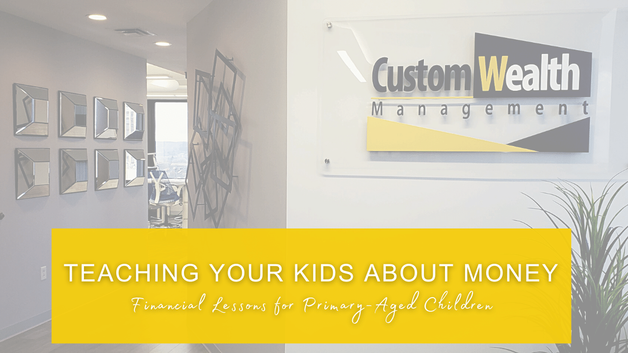 Teaching Your Kids About Money - Financial Lessons for Primary Children Thumbnail