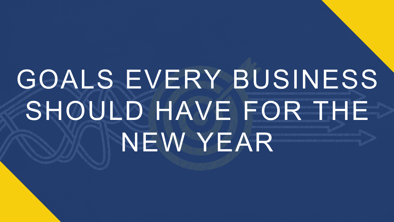Goals every business should have for the new year Thumbnail