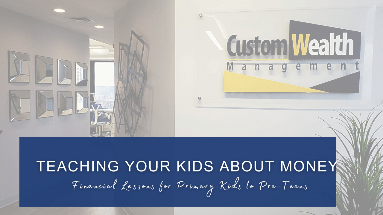 Teaching Your Kids About Money - Financial Lessons for Adolescents Thumbnail