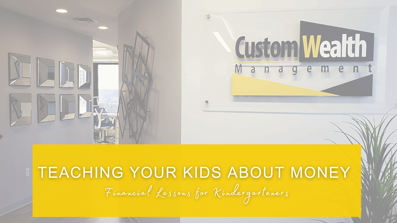 Teaching Your Kids About Money - Financial Lessons for Kindergarteners Thumbnail
