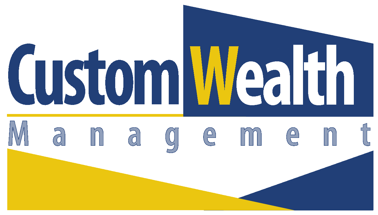 Logo for Custom Wealth Management