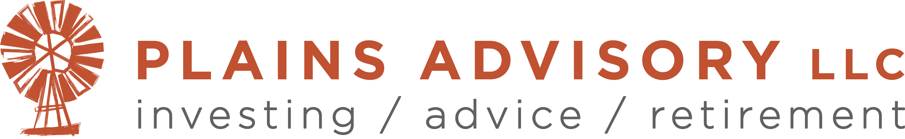Logo for Plains Advisory
