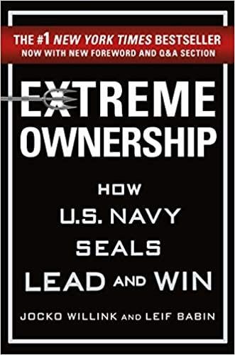 Best Books I've Read - Extreme Ownership Thumbnail