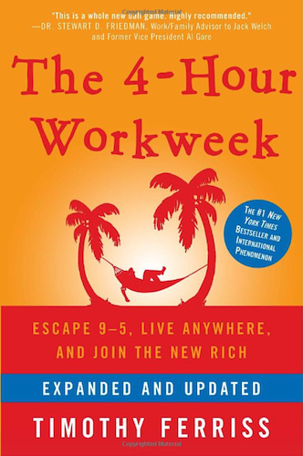 Best Books I've Read - The 4-Hour Workweek  Thumbnail