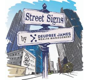 Street Signs:  Dangerous Curve Ahead Thumbnail