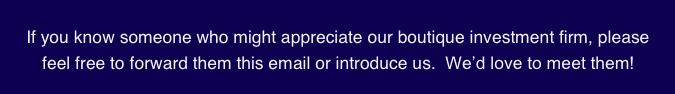 Email forwarding blurb