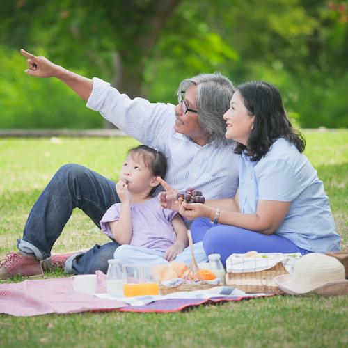 family approaching retirement, sanders coffee group TRUE wealth advisors