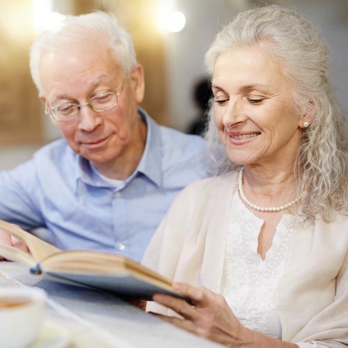 retiree couple, sanders coffee group TRUE private wealth advisors